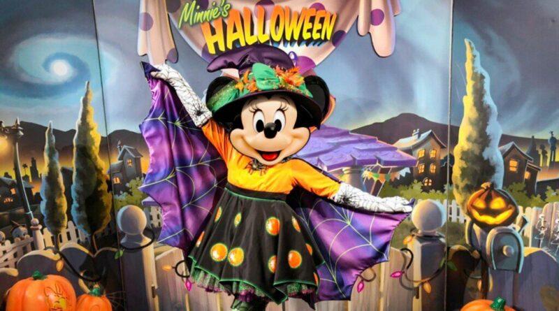 halloween disney 2020
