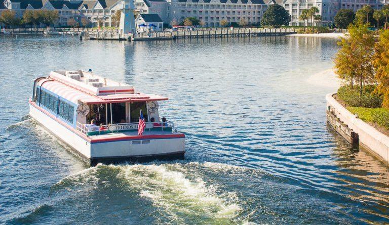 Friendship Boats Disney