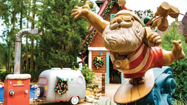Disney reabre o Winter Summerland Miniature Golf em Novembro