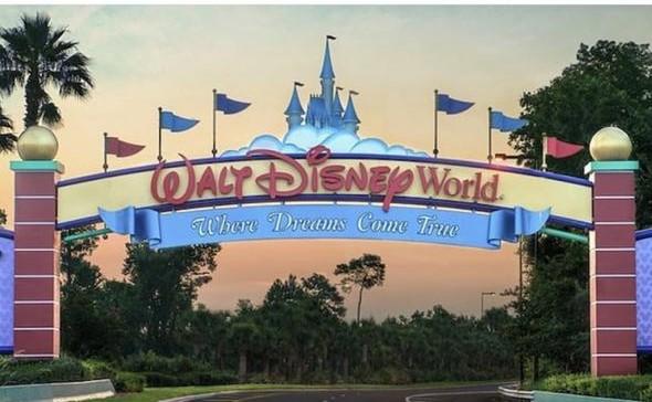 Disney divulga imagem do novo portal do Walt Disney World