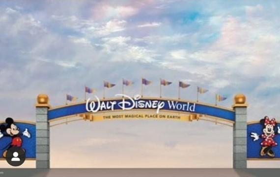 Disney divulga imagem do novo portal do Walt Disney World Resort