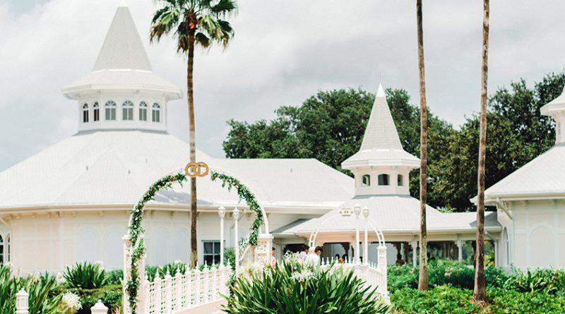 Disney anuncia retomada de casamentos no Walt Disney World Resort
