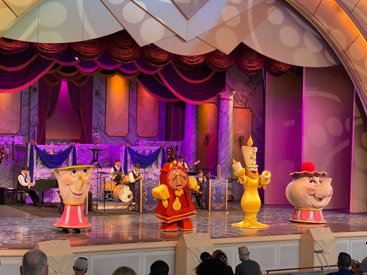 Disney planeja o retorno de shows recentemente cancelados nos parques