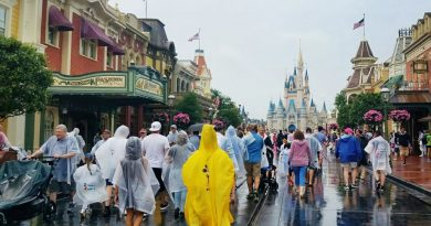 O que fazer em Orlando nos dias de chuva