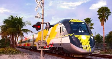 Trem que ligará Miami e Orlando terá estação em Disney Springs