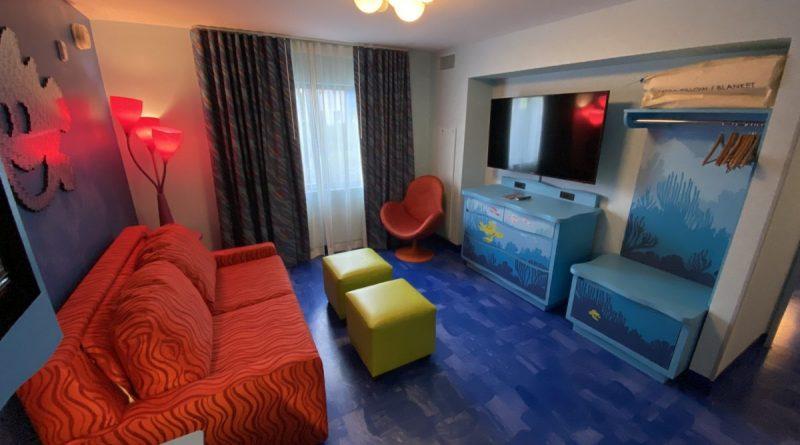 quartos hoteis disney