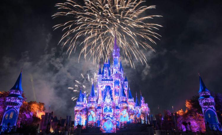 fila virtual na Disney 7