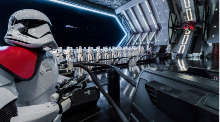 fila virtual na Disney 8