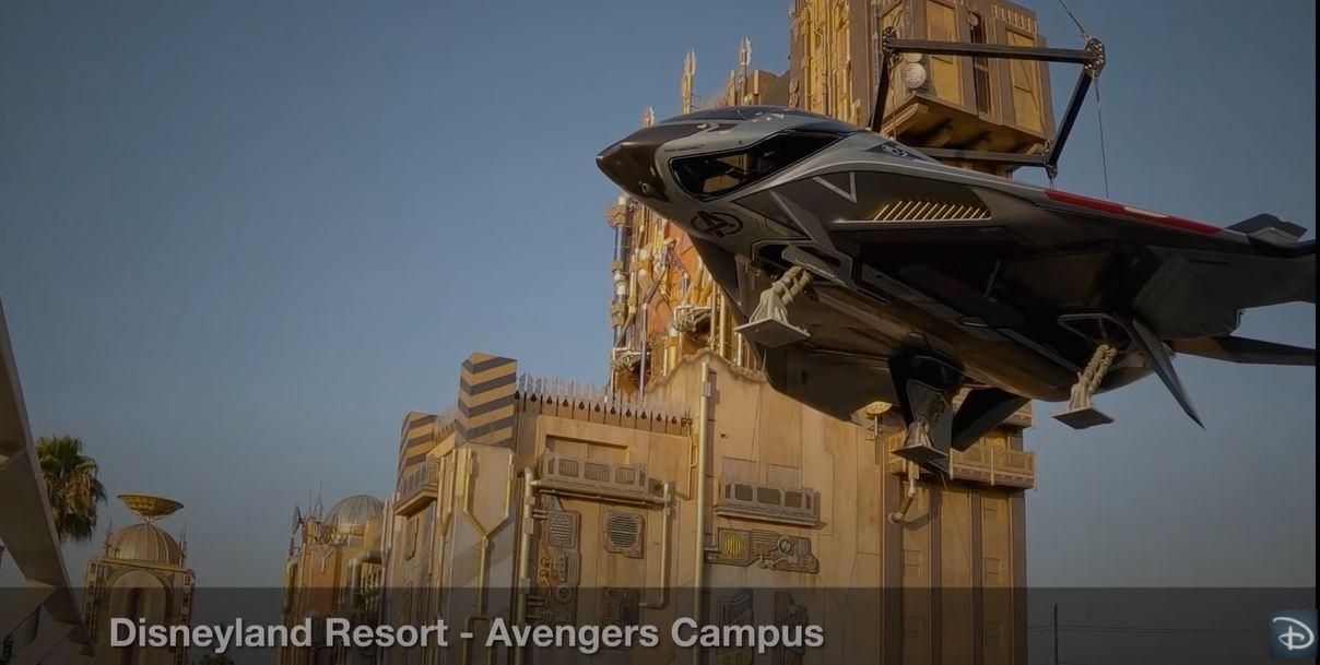 Marvel Avengers Campus Disney