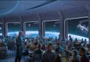 Disney divulga novas informações sobre o restaurante Space 220