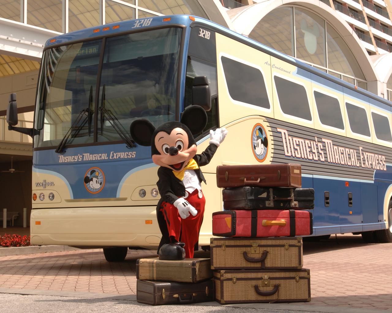 Disney's Magical Express encerra suas atividades em 2022