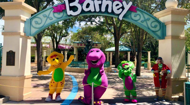 Rumores de fechamento permanente da atração do Barney