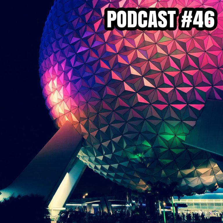 Rumo a Orlando #46: Epcot: ou você gosta ou vc está errado.