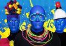 Blue Man Group citywalk universal orlando