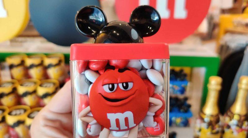 Loja da M&Ms inaugurada em Disney Springs