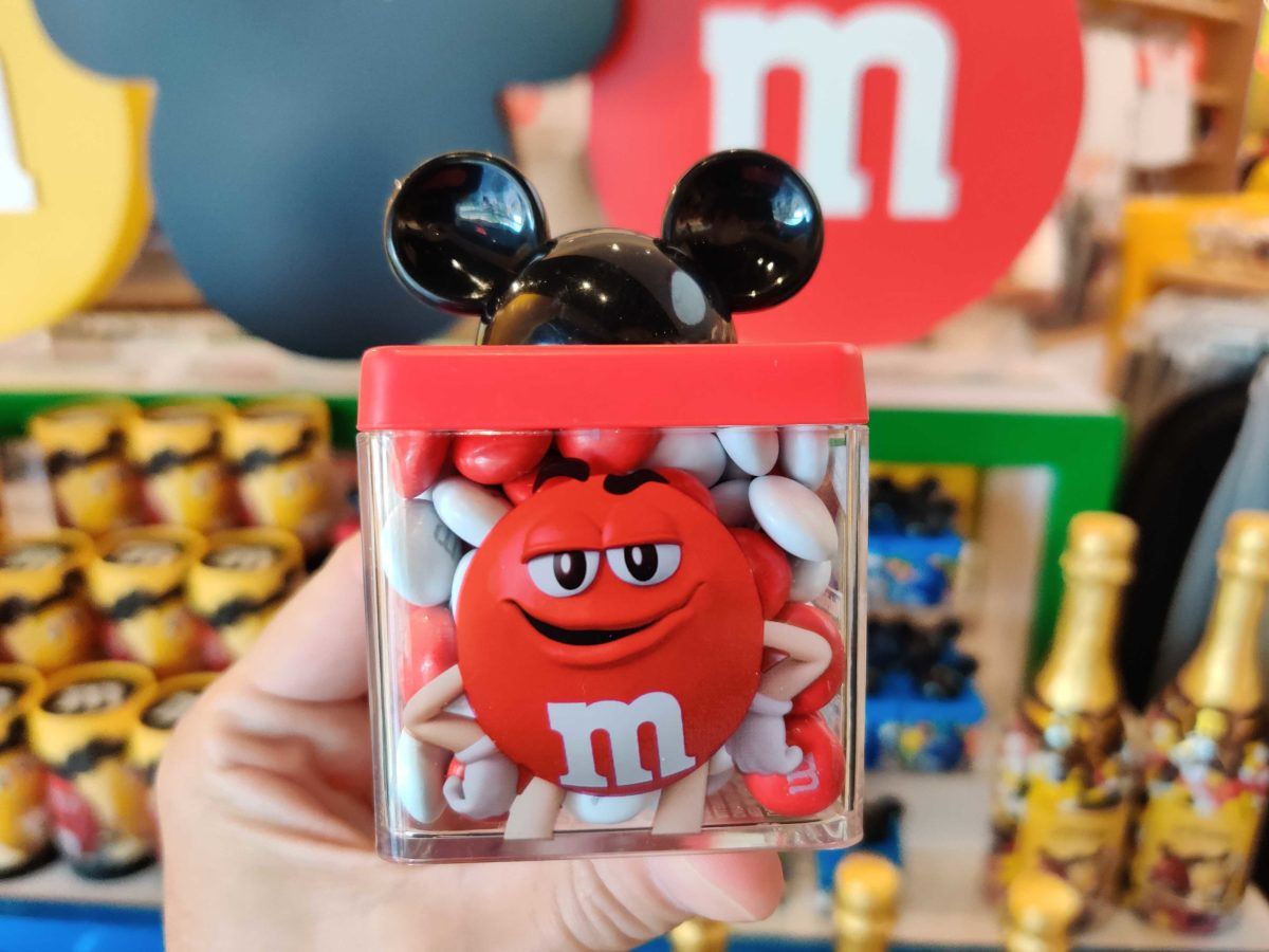 Loja da M&M em Disney Springs