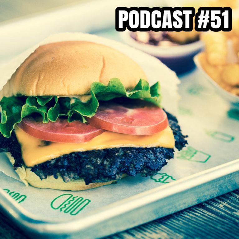 Rumo a Orlando #51: Os fastfoods mais famosos e não tão saborosos dos EUA.