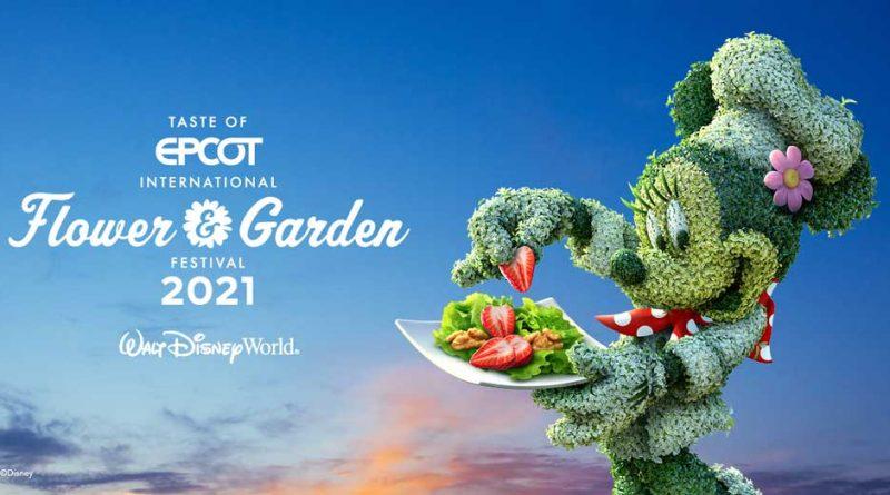 flower & garden 2021