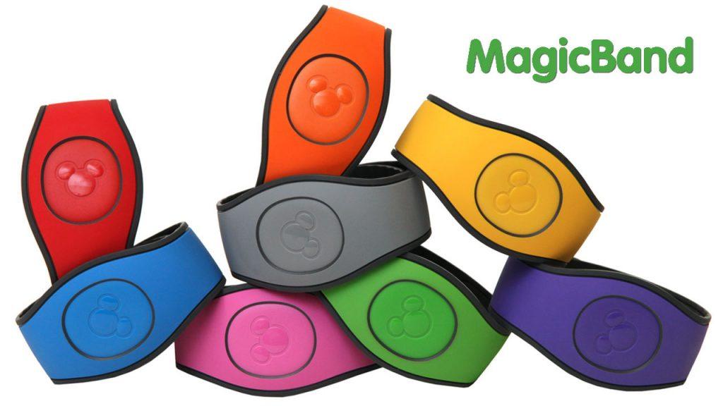 MagicBand pulseira digital disney