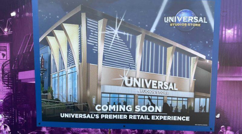nova loja universal