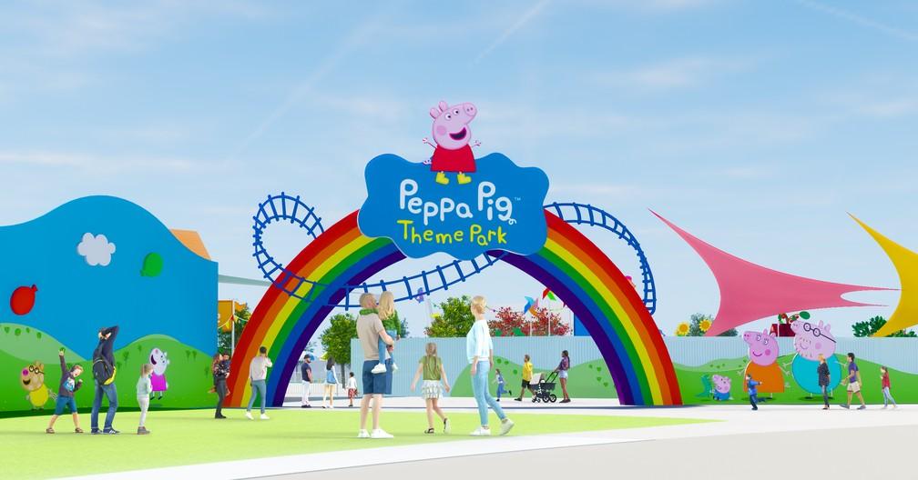 Legoland Florida anuncia parque temático da Peppa Pig para 2022