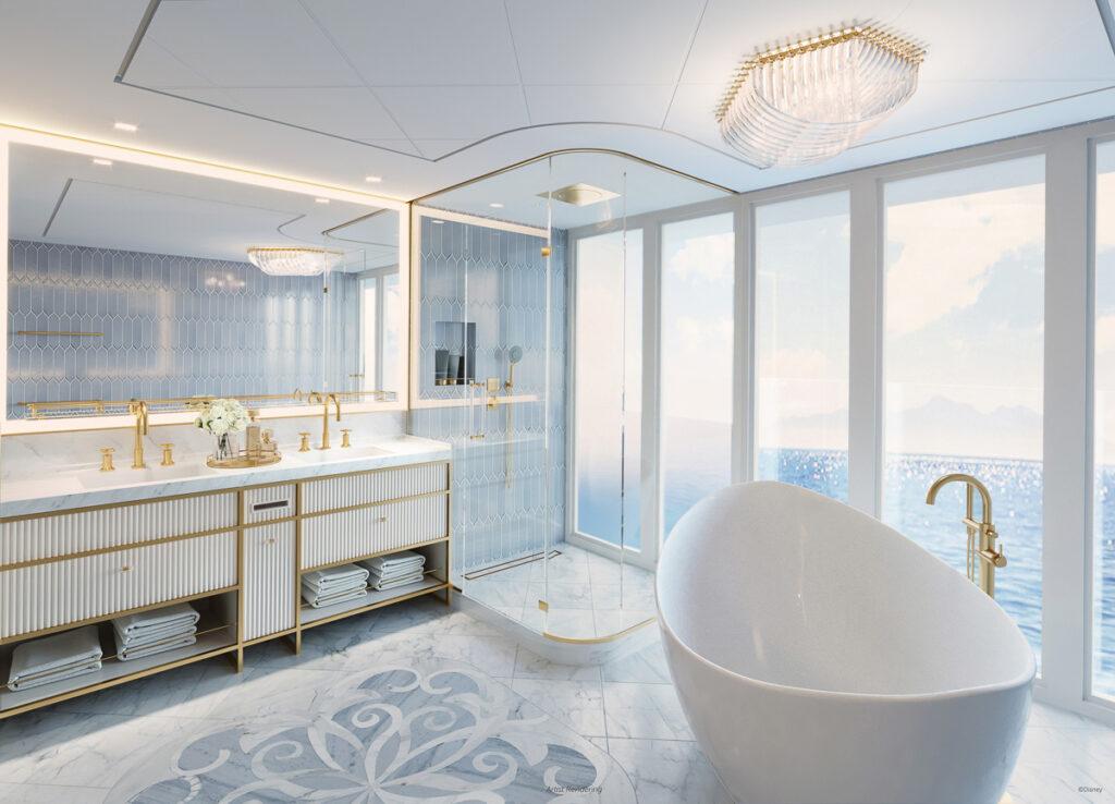 suite real navio disney