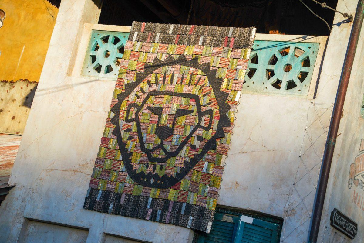 show rei leão animal kingdom 2
