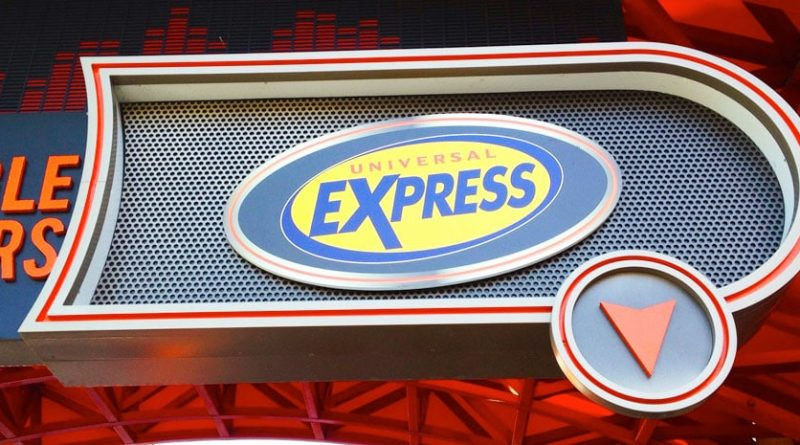 universal express pass