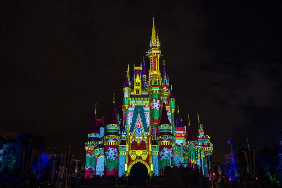 Natal na Disney 2021 2