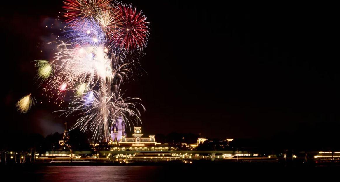 fireworks cruises disney