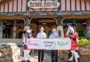 Restaurantes Busch Gardens: Chick-fil-A será inaugurado no parque