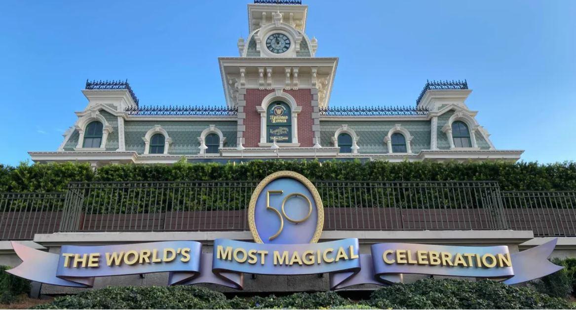 50 anos da Disney 23