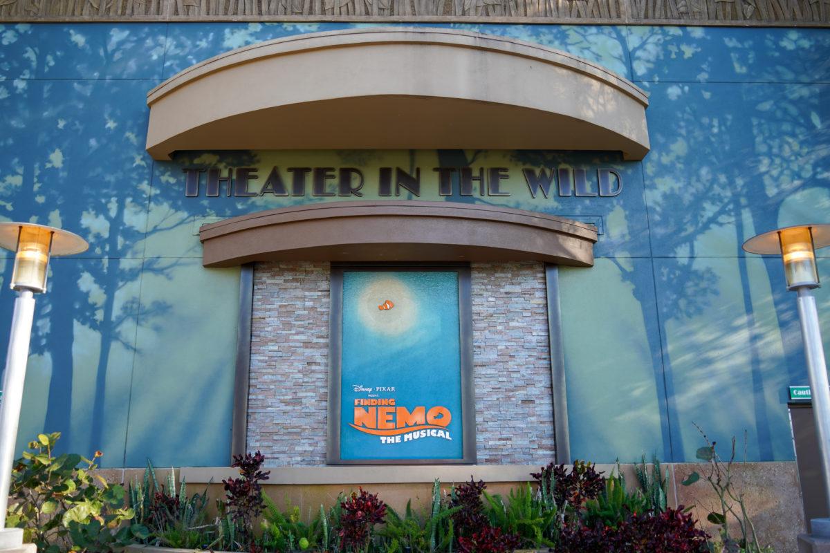 Show do Nemo no Animal Kingdom 2
