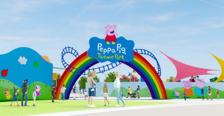 parque peppa pig florida 2
